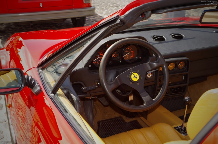 Ferrari 328 by P3droD