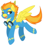Lead Pony Spitfire