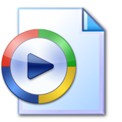 Xp Ize Media Player file 256x256 icon PNG