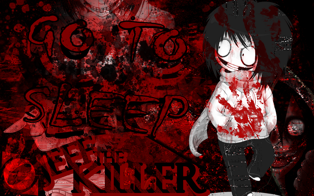 Jeff The Killer Wallpaper By Origamigirl1223