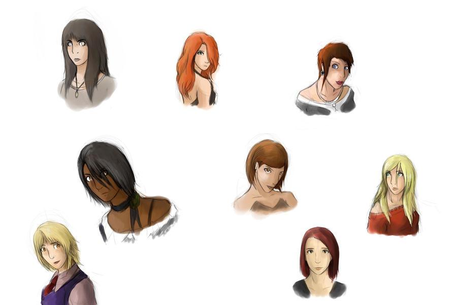 D Artiste Character Design Download : Character designs by samdesamd on deviantart