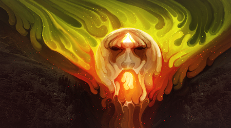God Of Sun ... by Pulsatori