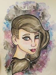 The Princess Angel by PumpkinTau