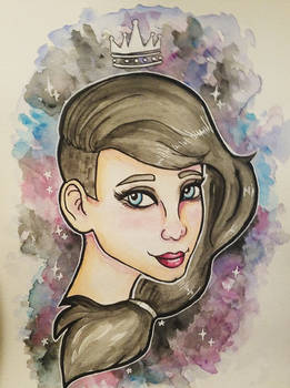 The Princess Angel