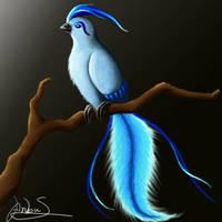Ice Bird by AnbuShinobi