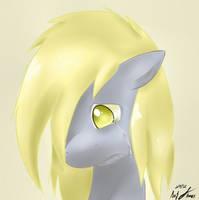 Derpy Doodle by PonyJHooves