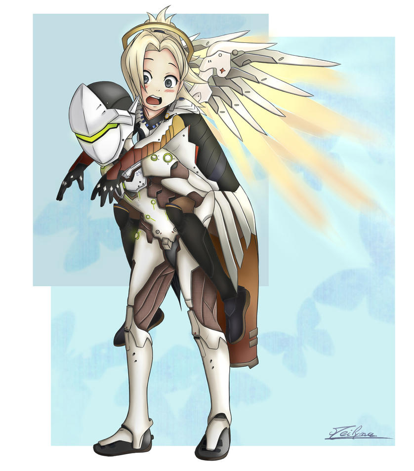 how to carry with mercy