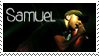 Samuel -Subsonica- stamp by HtB-stamps