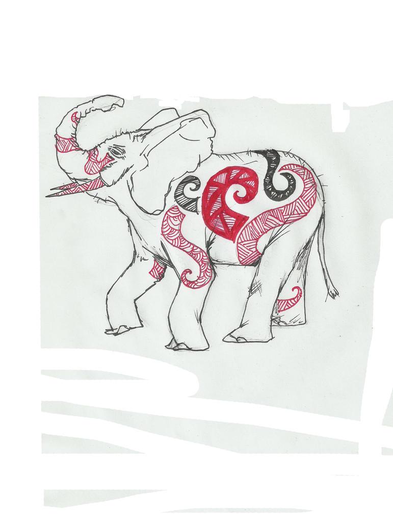 Elefante by fausto100