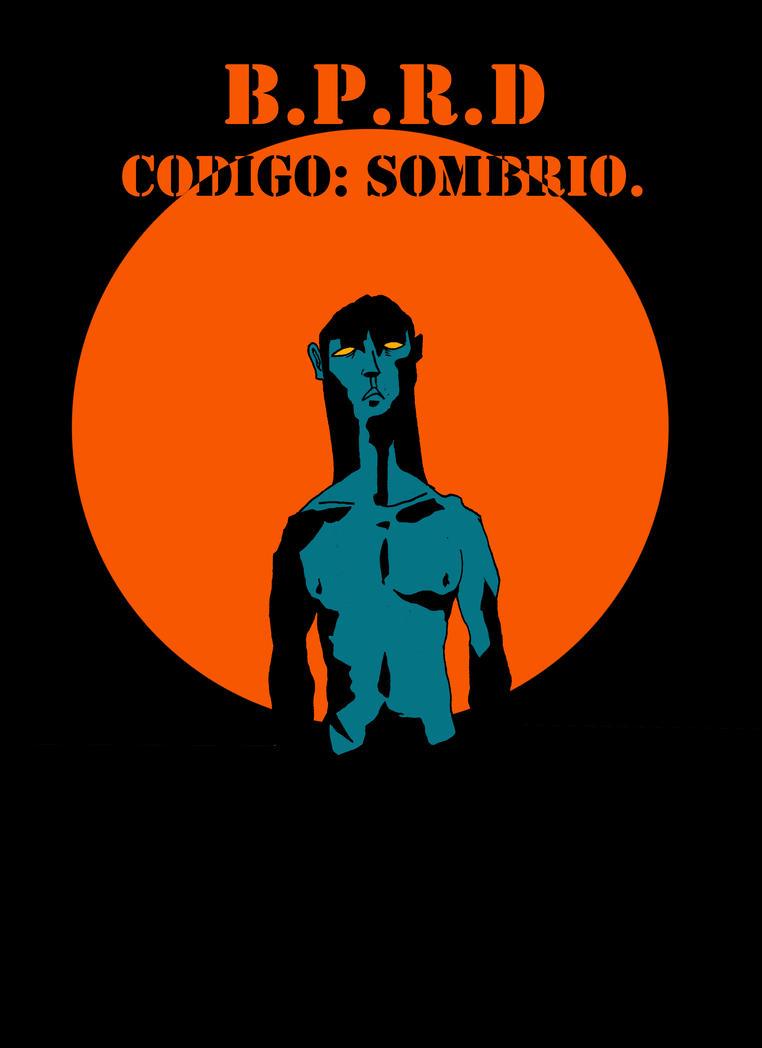 Codigo Sombrio Bprd by fausto100