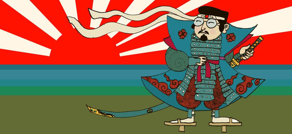 samurai by fausto100
