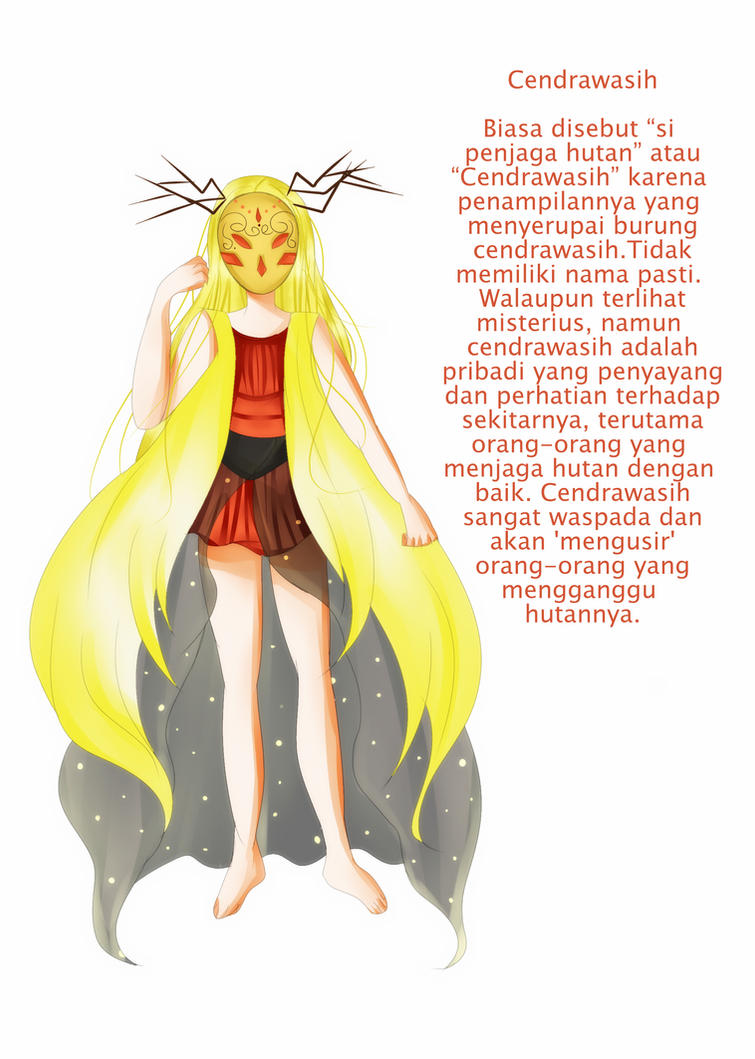 Cendrawasih by vanhossen
