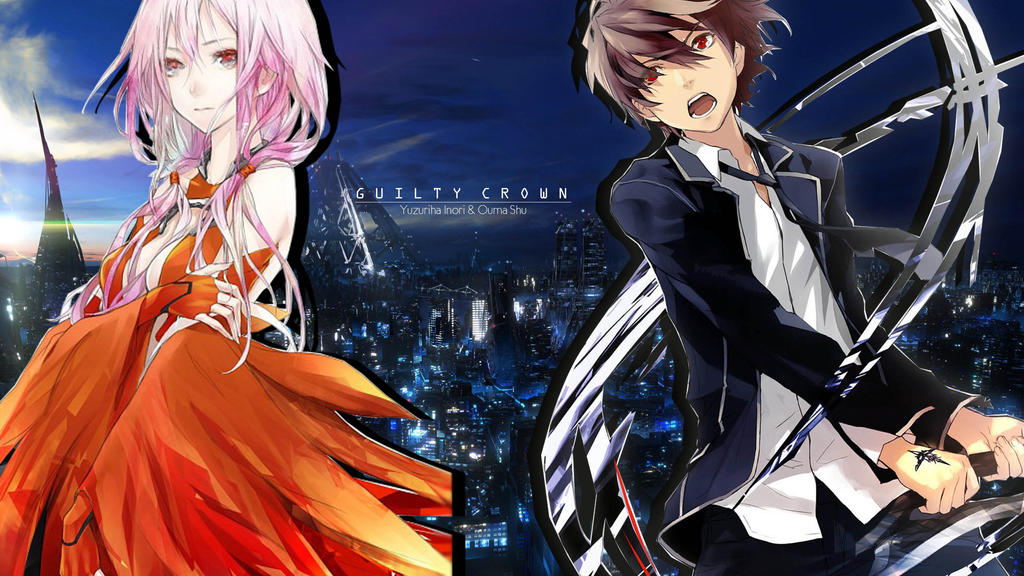 guilty crown shu and inori relationship tips