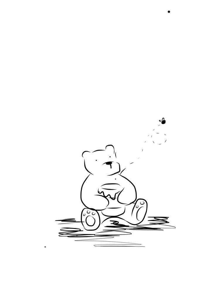 Bear... by AbyVanEnvurio