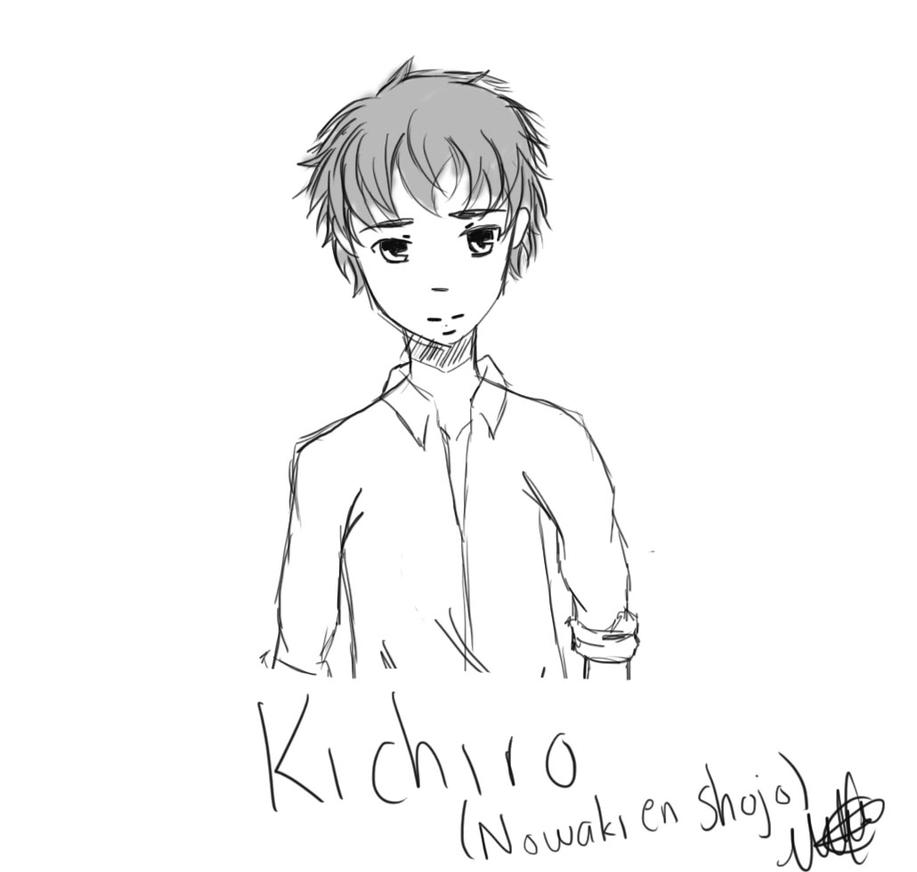 Kichiro (tablet) by AbyVanEnvurio