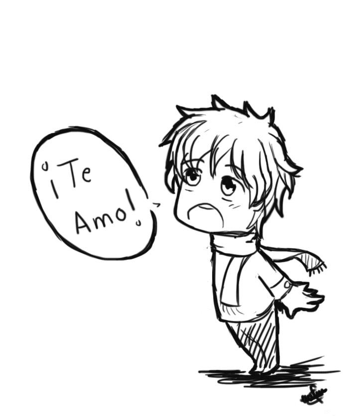 Te Amo by AbyVanEnvurio