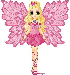 Fairytopia Elina By Teaganlouise On Deviantart