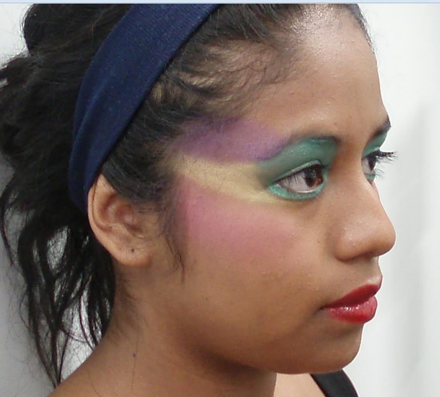 virtual fashion makeup: