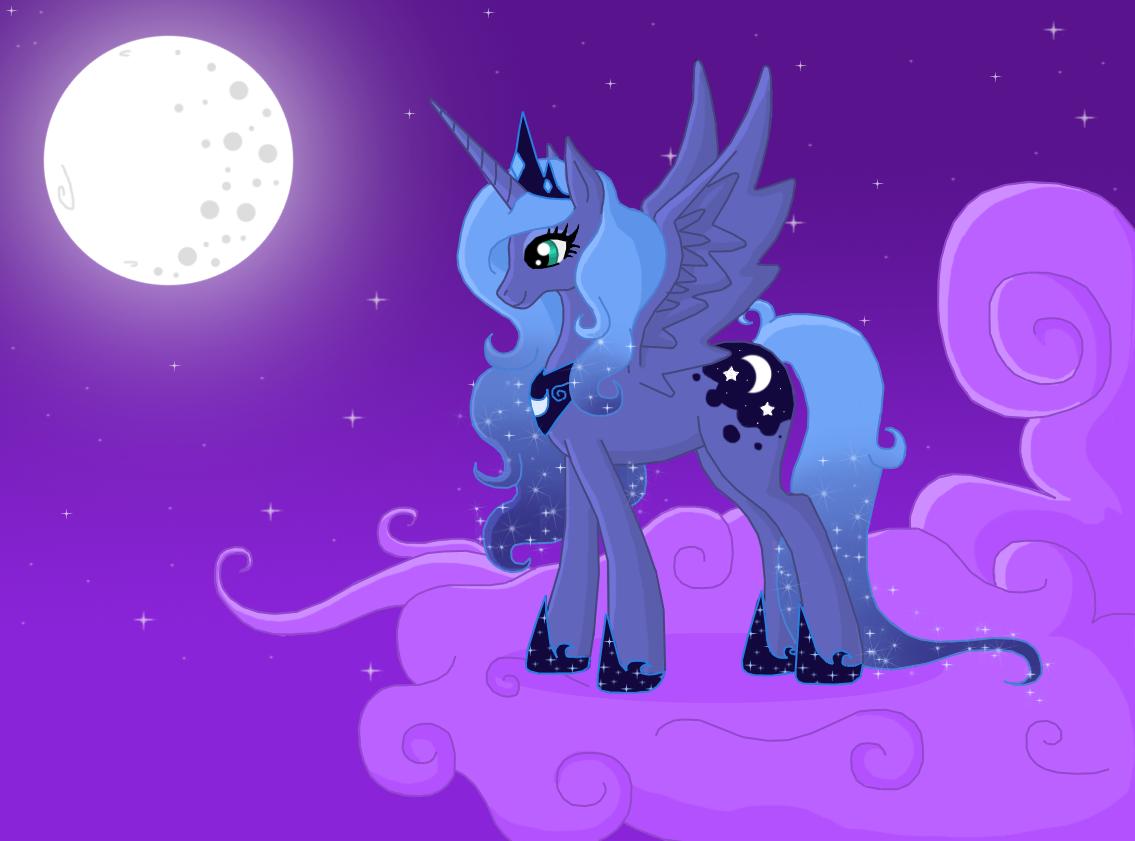 The Lunar Princess by TeaganLouise