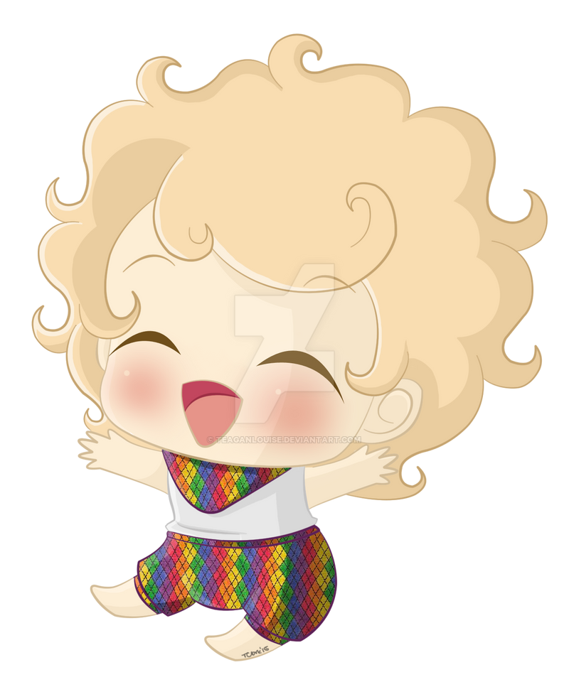 Oompi Baby Chibi Commission By TeaganLouise On DeviantArt