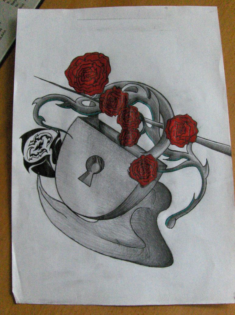 Tattoo lock