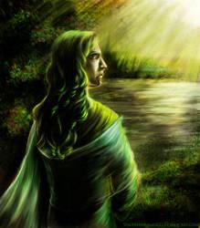 Druid by SpicyMarmalade22
