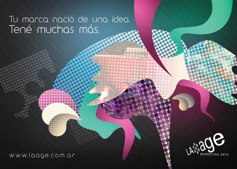 LA Age - Grafica Media Pagina