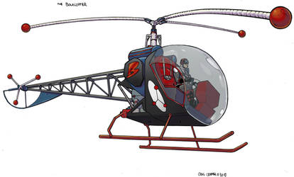 Bolacopter