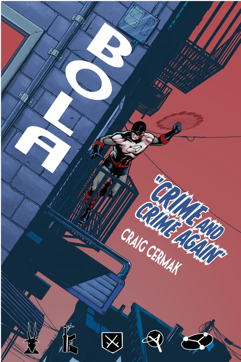 Bola Cover 2 by craigcermak