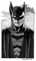 Golden Age Batman by craigcermak