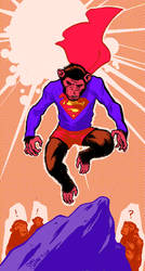 Beppo, the Super-Monkey