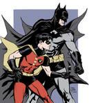 Batman + Robin