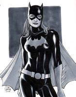 Barbara Gordon Batgirl by craigcermak