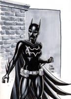 Cassandra Cain Batgirl by craigcermak