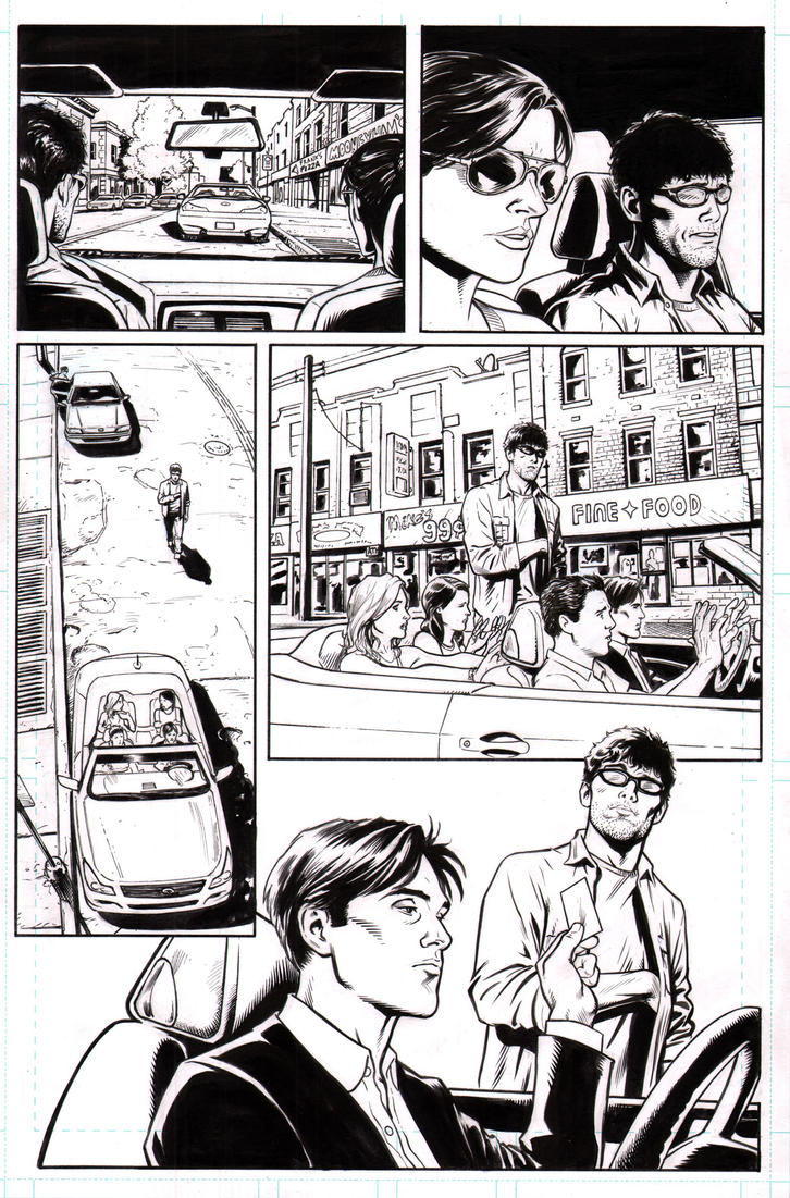 Red Team vol2 Issue 1, Page 09 by craigcermak