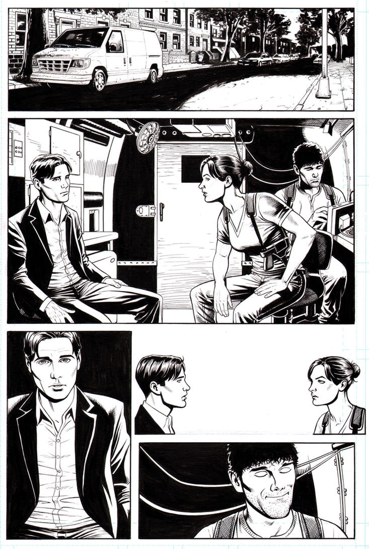 Red Team vol2 Issue 3, Page 15 by craigcermak