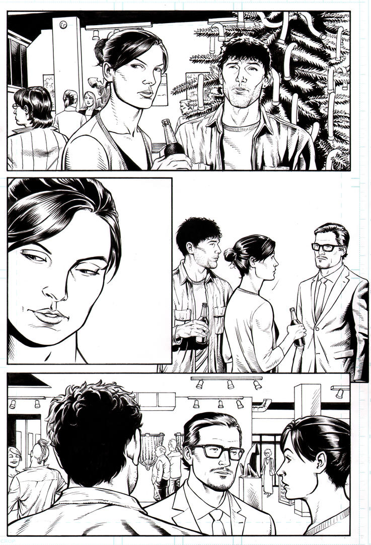 Red Team vol2 Issue 3, Page 05 by craigcermak