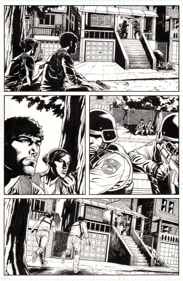 Red Team vol2 Issue 4, Page 05 by craigcermak