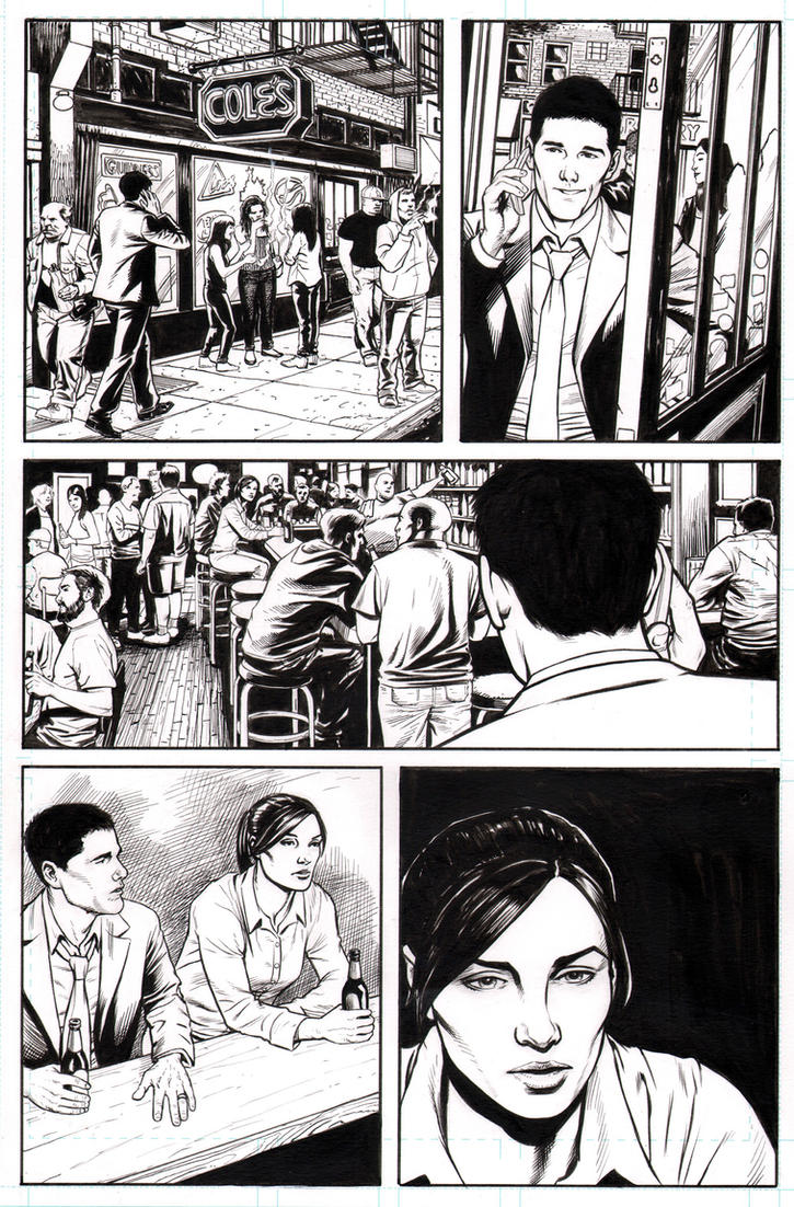 Red Team vol2 Issue 4, Page 10 by craigcermak