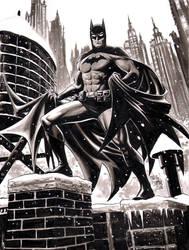 Batman by craigcermak