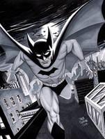 Batman - 1939 - Golden Age by craigcermak