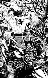 Vampirella and Vampire Batman