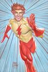 Kid Flash - Wally West