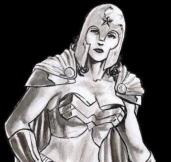 Wonder Woman - Warrior by craigcermak