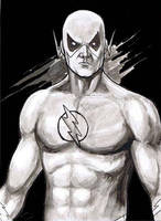Zoom, the Reverse Flash by craigcermak