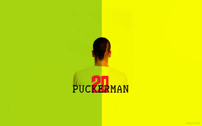 Wallpaper: 'Puck' Glee 5