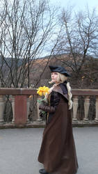 Lady of the Clocktower