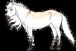 A2743 Remuda's The Golden Fleece -- SOLD