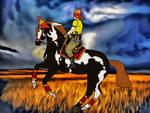 Anson + Bayonet Halloween Haunt costume by BrowncoatWhit