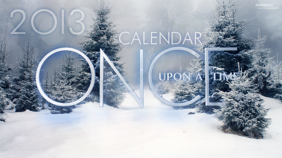 Calendar Art Ks : Ouat o calendar by mukhina ks on deviantart
